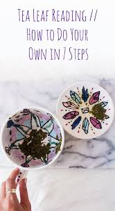 Tea Leaf Reading // How to Do Your Own in 7 Steps | Zenned Out | Reading  tea leaves, Tea leaves, Tea diy