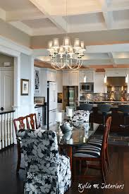 the right height to hang a light with a vaulted ceiling over the dining room table