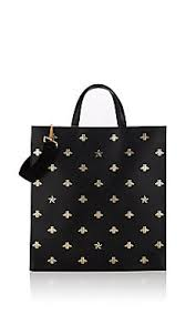 gucci bags for men white. gucci bee-print leather tote bag bags for men white t