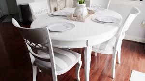 Kitchen Dining Table Chalk Paint Kitchen Dining Table Youtube