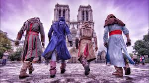 <b>Assassin's</b> Creed Unity Meets Parkour in Real Life - 4K! - YouTube