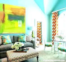 orange living room decor teal and orange living room orange and teal curtains fresh teal and orange living room decor