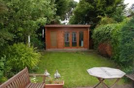 shed home office. Garden Shed Home Office With Flat Roof