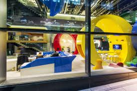 google office in seattle. Image Of Google Offices\u0027 Main Reception Area And Venue For GDIB Seattle Launch. News Office In I
