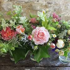 Decorating Jam Jars For Wedding Wedding Jam Jar Posies Common Farm Flowers 32
