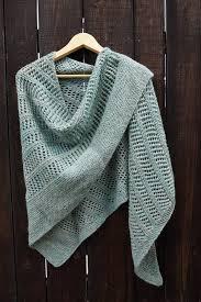 Knit Shawl Pattern Free