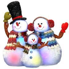 outdoor snowman christmas decorations lights to make plastic \u2013 caochangdi.co