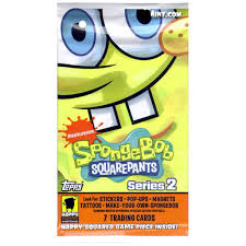 The subreddit about spongebob squarepants. Spongebob Squarepants Series 2 Booster Pack Walmart Com Walmart Com