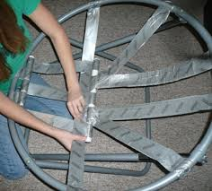 duct tape furniture. I Duct Tape Furniture Y