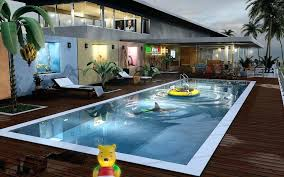 Minecraft Swimming Pool Designs House Interior Houses For Tasty