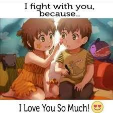 I Fight With U Cuz I Luv U So Much Home Facebook