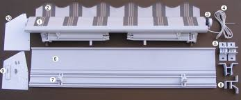 awnings and shutters installation instructions click here for complete installation instructions