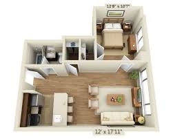 One Bedroom Apartment Design Adorable 48 Chelsea Apartments New York NY Apartments