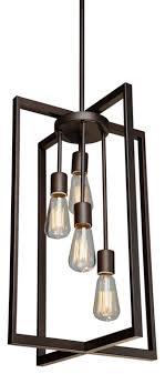 gastown 4 light oil rubbed bronze chandelier