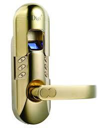 Bedroom Door Lock Keypad Lock digifingerprint doorlock door keypad satin chrome handdoor electronic password card key handle nickel home Office Solidropnet Pvd Goldspecial Color Requirement Accepted Fingerprint Door Lock