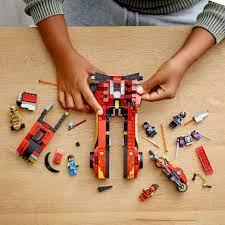 Mua bộ đồ chơi lắp ghép ráp lego mô hình siêu nhân nhà xe robot cho bé ở  đâu giá rẻ tphcm?