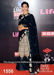 New Bollywood Designer Sarees Latest New Designer Dipika Hot Kit Bollywood Replica Saree Ek Fb5457