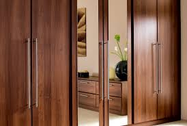 Mirror wardrobe doors are a wonderful feature of the fitted wardrobes that  make up the Malmo