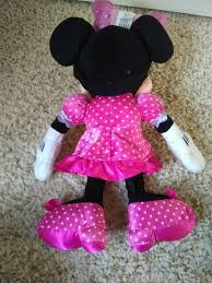 Huffy Disney Minnie Mouse Lights And Sounds Folding Trike Minnie Mouse Plush Doll Bow Lights And Sounds Pink Outfit Disney