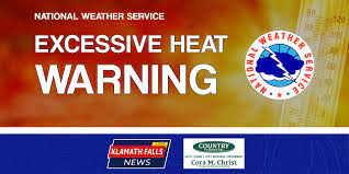 Excessive Heat Warning issued through ...