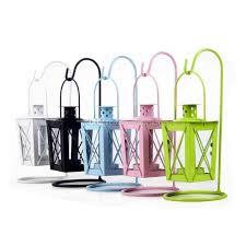 compre classical ferro candle lantern