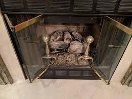 How To Light A Gas Fireplace Gas Fireplaces No Idea How To Use Doityourself Com