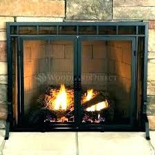 wood burning fireplace glass doors glass door for fireplace wood burning fireplace glass doors fireplace door