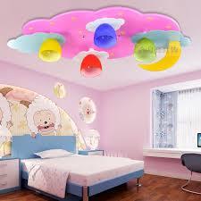 lighting for teenage bedroom. Cartoon Children\u0027s Room Lamp Led Ceiling Lights Kids Boys And Girls Bedroom Light Pink Blue Lighting For Teenage