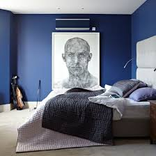 blue bedrooms. House Outstanding Blue Room Ideas 27 Modern Bedroom New With Images Of Decor On Gallery Bedrooms O