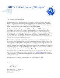 Pediatric Physical Therapist Cover Letter Grasshopperdiapers Com