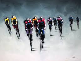 peloton series by harold braul at crescent hill gallery cycling artbicycle  on peloton abstract cycling team metal wall art with 4573 best cycling images on pinterest cycling art bicycles and