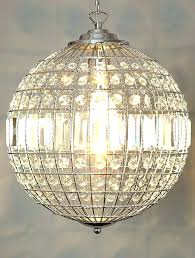 glass ball chandelier chandeliers also with crystal modern rain drop bocci