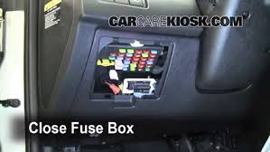 interior fuse box location hyundai tiburon  interior fuse box location 2003 2008 hyundai tiburon 2005 hyundai tiburon gt 2 7l v6