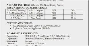 Chemist Resume Best Analytical Chemist Resume Sample Luxury Magnificent Analytical