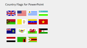 Country Flags Clipart For Powerpoint S To Z