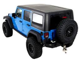 image is loading jeep wrangler jk 2 piece black hardtop 2007