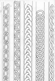 Celtic Rope Designs Designs To Incorporate Into Your Writings Or To Do Leather