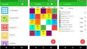 University Timetable Maker 8 Best Timetable Apps On Android Edsys