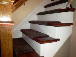 image of non slip stair treads carpet