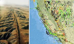 The hayward fault is probably one of the most hazardous faults in the country, and the reason is that it passes through the most highly urbanized part of the bay area, he tells here an earthquake of that intensity would directly hit the 2 million people who live on top of the fault, schwartz says. California Earthquake Is The San Andreas Fault Line At Risk Of The Big One Science News Express Co Uk