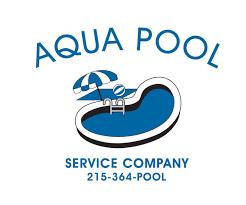 swimming pool logo design. Aqua-pool-company-logo Swimming Pool Logo Design O