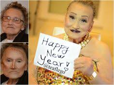 makeup artist transforms her grandma into glam ma with contouring