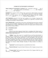Purchase Agreement Template Word – Katieburns