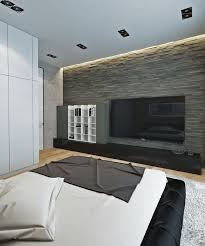 31 Stone Accent Wall Ideas For Various Rooms Digsdigs Stone Accent Wall  Bedroom