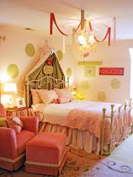 Exquisite Bedroom In Vintage Style For Teenage Girls Decoration ...