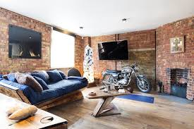 Exposed Brick Wall 10 Amazing Living Room Designs With Exposed Brick Walls