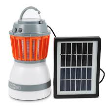 Bug Free Camping Lights Us 13 89 35 Off Portable Led Camping Light Mosquito Killer Lamp With Solar Panel Usb Charging Pest Repeller Outdoor For Garden Hiking Home Use In