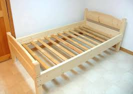 building a futon image of wooden futon frame plans building a futon frame plans plans for