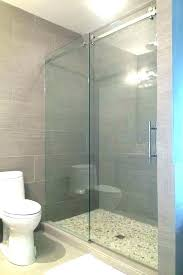 removing shower door how to remove shower door frame from bathtub fine replacing shower door frame