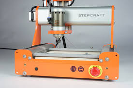 stepcraft intro cnc series